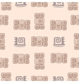 Ethnic Element Seamless Pattern vector image vector image