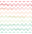 Hand Painted Watercolor Chevron Background vector image vector image