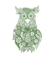 Owl vector image vector image