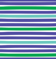 seamless colorful pattern with horizontal stripes vector image
