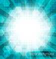 abstract glare background vector image