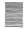 black marker linesstriped background vector image