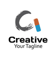 Creative Design vector image vector image
