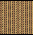 Woven wood pattern 1 vector image