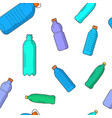 plastic recyclable items vector image