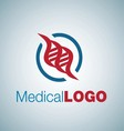 MEDICAL LOGO 15 vector image vector image