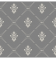 Baroque modern wallpaper vector image
