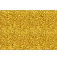 fine grained golden polygonal texture vector image