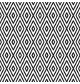 rhombic tile geometric seamless pattern vector image vector image