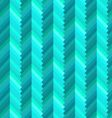 Abstract Blue 3D Pattern vector image vector image