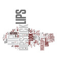 Lipstick text background word cloud concept