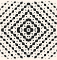 radial halftone seamless tribal ethnic pattern vector image vector image