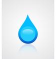 Water drop emblem