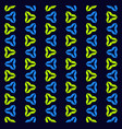 sports urban neon grunge techno seamless pattern vector image vector image