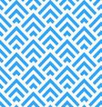 Abstract Blue and White Angle Stripes Pattern
