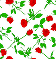 Roses wallpaper pattern vector | Price: 1 Credit (USD $1)