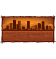 Denver skyline vector | Price: 1 Credit (USD $1)