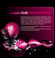 music speaker vector image vector image
