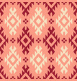 tribal southwestern native navajo seamless pattern vector image
