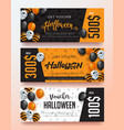 halloween 35 vector image