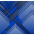 Abstract Elegant Diagonal Blue Background vector image vector image