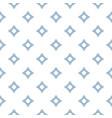 Blue geometric seamless pattern with diamond