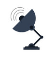 telecommunications related icon image vector image vector image