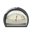 Small speedometer icon cartoon style vector image vector image