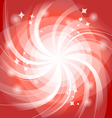 Bright background with twist vector image vector image