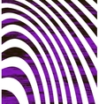 Abstract violet black background with white vector image