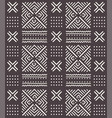 tribal seamless ornament african abstract