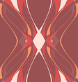 Wave ornate background abstract background wave vector image vector image