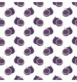 fig decorative seamless pattern vector image