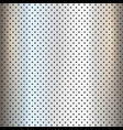 metallic texture background vector image vector image
