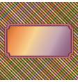 multi-colored-label vector image vector image