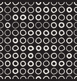 seamless childlike pattern abstract vector image vector image