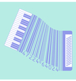 UPC Accordion vector image