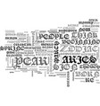 aries text word cloud concept vector image vector image