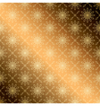 bright gold geometric background vector image vector image