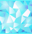 geometric abstract background with vector image vector image