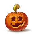 Pumpkins Funny 2 vector image vector image