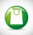 bag shopping vector image