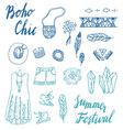 Boho Chic set