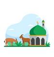eid al adha islamic holiday sacrifice