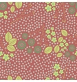 Floral seamless pattern for fabric vector image vector image