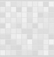 the square mosaic tile background for pool wall vector image vector image