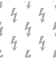 New Lightning seamless pattern vector image vector image