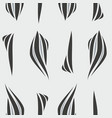 tribal background ethnic pattern boho seamless vector image vector image
