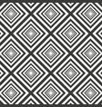 background of monochrome geometric figures vector image