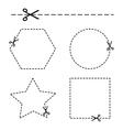 Coupon design sale icon shopping concept vector image vector image